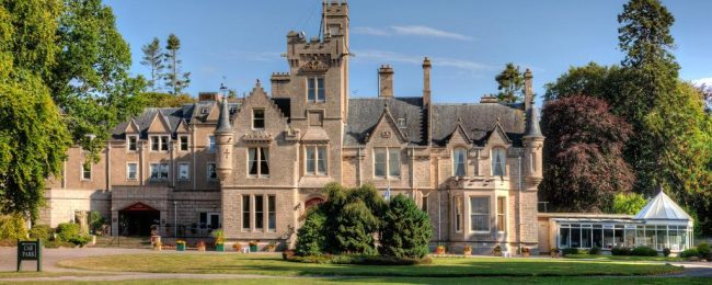 4* Muthu Newton Hotel (17th century mansion) in the Scottish Highlands for only €46/night! (€23/ $25 pp)