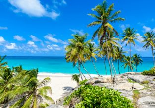 Holiday in Barbados! 9 nights top rated apartment + full-service flights from Denmark only €569!