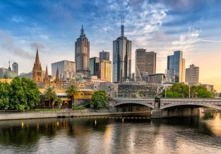 Double room at top-rated 5* hotel in Melbourne for €82! (€41/ $45 per person)