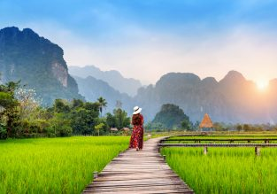 Southeast Asia trip from London over the peak season for £497! Discover 11 amazing destinations in Vietnam, Cambodia, Laos, Thailand and Myanmar!