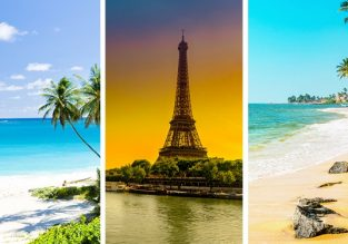 Barbados, Martinique and Paris in one trip from London just £444!