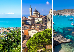 3 in 1 from Billund: Milan (Bergamo), Pescara and Malta for just €49!