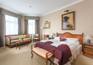 X-mas! Luxurious 5* Hotel Rezydent Sopot, Poland for only €53/night! (€26.5/ $29 pp)