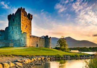 St. Patrick's Day! Cheap flights from Los Angeles to Dublin, Ireland for just $272!