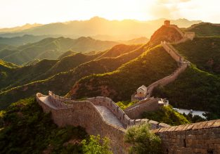 Cheap flights from Sweden to Beijing, China for only €276!