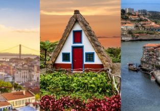 Lisbon, Madeira and Porto in one trip from Belgium, UK, Italy, Netherlands, Luxembourg or France from only €46!