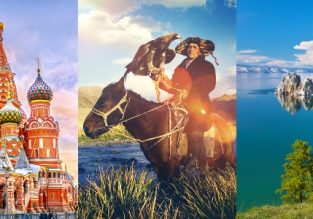 Trans-Siberian Adventure trough Russia and Mongolia from Latvia or Slovakia from €314! Visit Moscow, Ulan Ude, Ulan Bator and Lake Baikal!