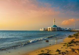 Cheap flights from Bucharest to Jeddah, Saudi Arabia for only €188!