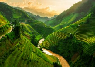 Cheap non-stop flights from Frankfurt to Vietnam from only €431!