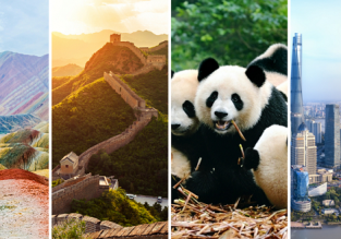 Explore China! A trip across seven destinations from Los Angeles for $562!