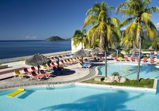 All inclusive stay at 4* Brisas Sierra Mar in Cuba for only €28/ $31 per person! X-mas & New Year for €5 more!