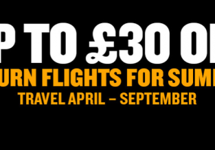 Ryanair Black Friday sale: £30 off return flights for Summer 2020!