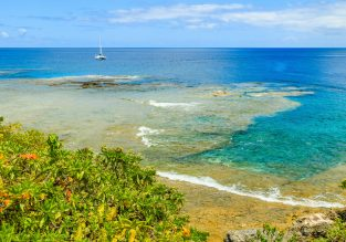 Most rare deal ever! Round the world trip from London visiting remote Niue Island for £948!