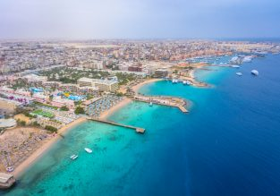 All-inclusive! 7-night stay in top-rated 4* beach resort in Egypt's Red Sea coast + direct flights from Frankfurt for €208!