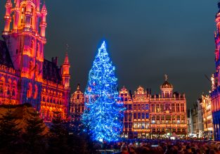 X-mas! 4* Newhotel Charlemagne Brussels for only €64/night! (€32 /$36 pp)