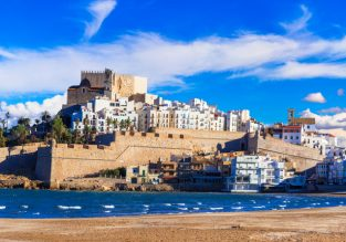 Summer! Cheap flights from Vienna to Costa Valenciana, Spain for just €19.98!