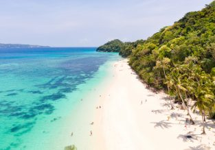 X-mas! 4* Lingganay Boracay Hotel Resort for only €51/ night! €25.5/ $28 pp!