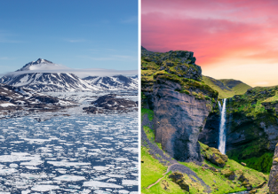 Iceland and Greenland in one trip from New York for $918