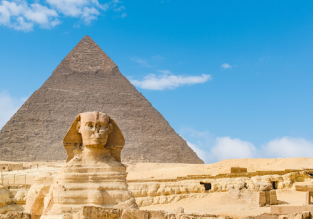Cheap non-stop flights from Belgrade to Cairo, Egypt from only €99 return!
