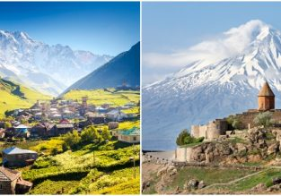 Early Spring! Armenia and Georgia in one trip from Vienna from only €45!