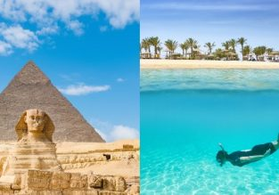 Amazing trip! Malta, Cairo, Luxor and Hurghada from Milan for €184!