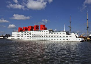 3* Botel (hotel ship) with free ferry transfer to Amsterdam Central Station from only €32 / $35!