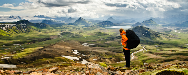 Summer! Cheap flights from Germany or Latvia to Iceland from only €49.98!