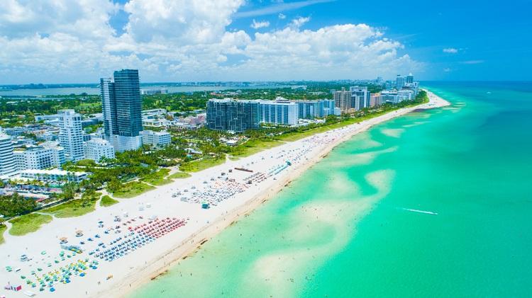 Tour Miami Europa Christmas 2020 Xmas, NYE & Spring 2021! Cheap non stop flights from Spain to
