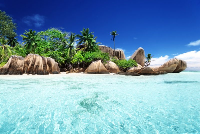 NEW ST Seychelles By ESB Professional