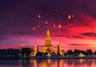 5* Qatar Airways! Cheap flights from Sofia to South-East Asia from only €404!