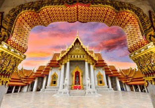 Cheap flights from Amsterdam to Bangkok, Thailand for €316!
