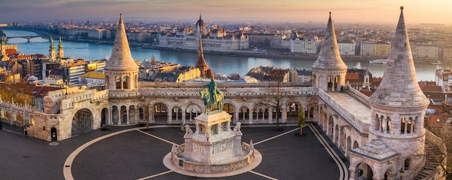 5* Hilton Budapest right next to Fisherman's Bastion and Matthias Church from €78 / $86!