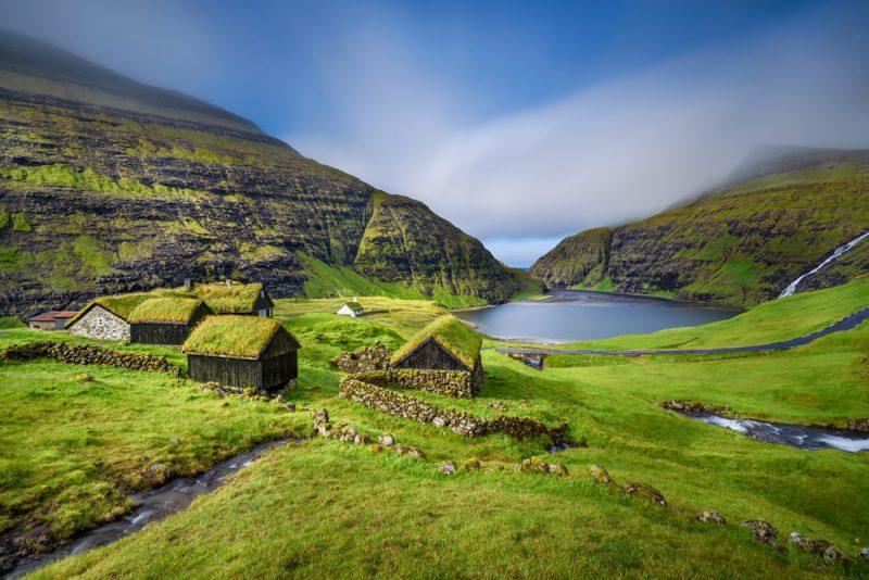 ST Faroe Islands NEW