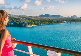 Flights from Hamburg to the Caribbean and 15-day full board cruise back for just €582 including all taxes and fees!