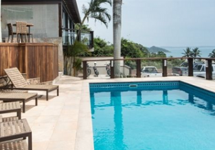 B&B stay at 5* Exclusive Boutique Hotel near Rio de Janeiro, Brazil, for €41 per night (€20.50 / $23 pp)