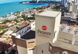B&B stay at 5* Best Western Premier Majestic Ponta Negra Beach in Natal, Brazil for €45 (€22.50 /$25 pp)