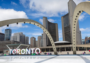 May! Cheap non-stop flights from Zurich, Switzerland to Toronto for just €296!
