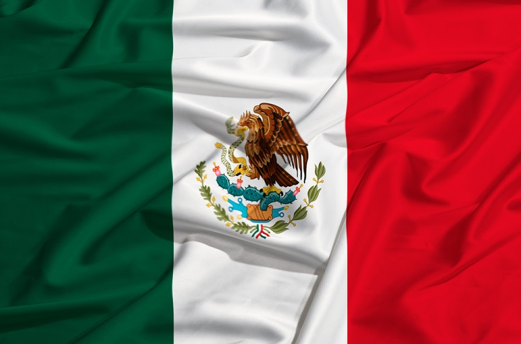 NEW 750px Mexico flag