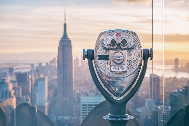 Cheap non-stop flights from Frankfurt to New York for just €264!