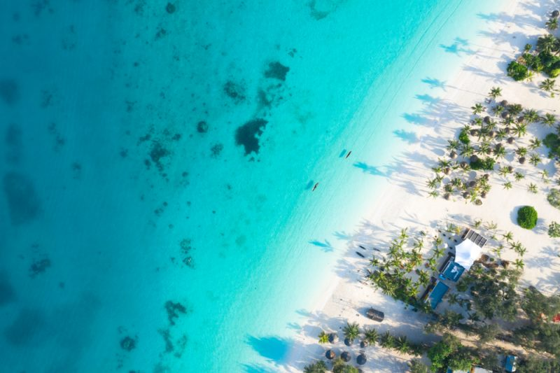 Exotic getaway! 11 nights in top-rated beach villa in Zanzibar + direct flights from Frankfurt for €527!