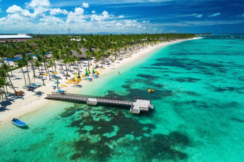 ST Punta Cana Dominican Republic 3NEW