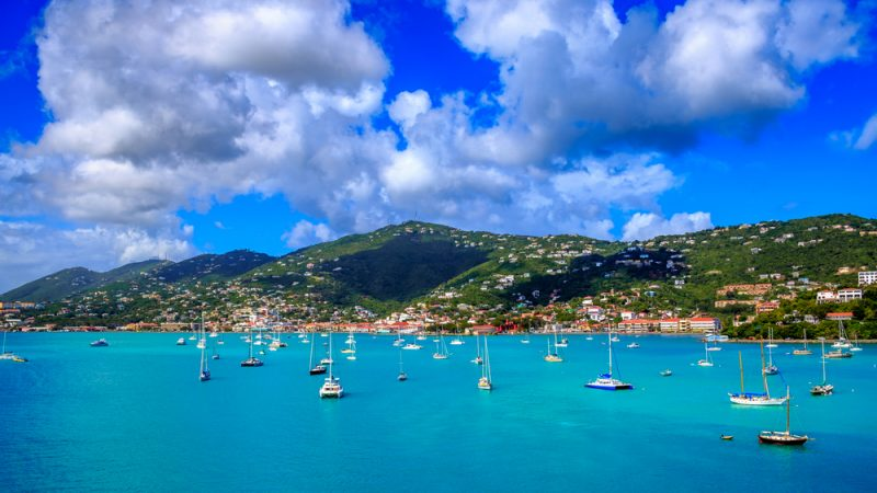 ST Saint Thomas US Virgin Islands