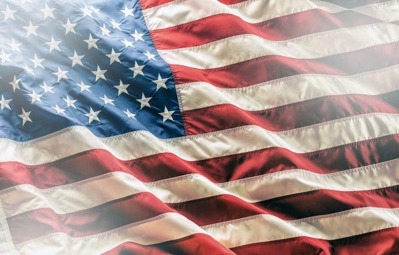 ST USA flag