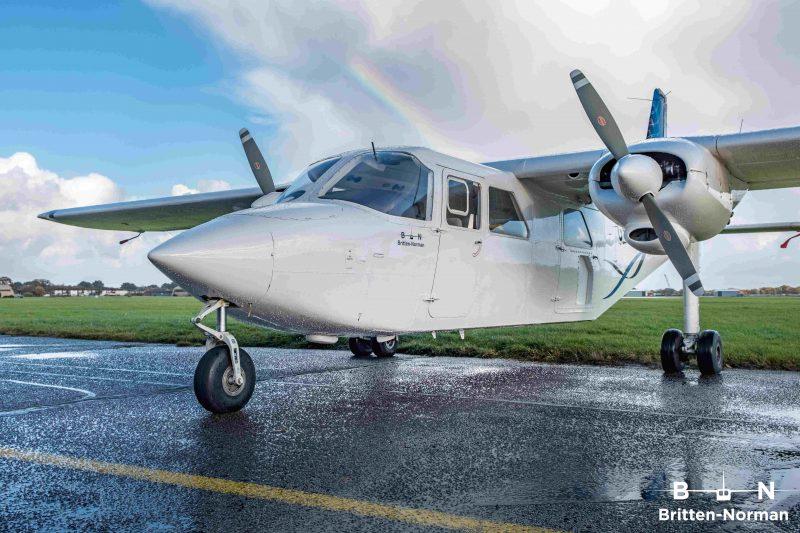 britten norman leasing aircraft islander