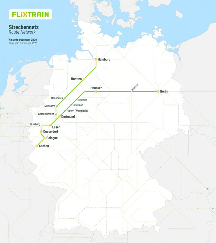 flixtrain routes
