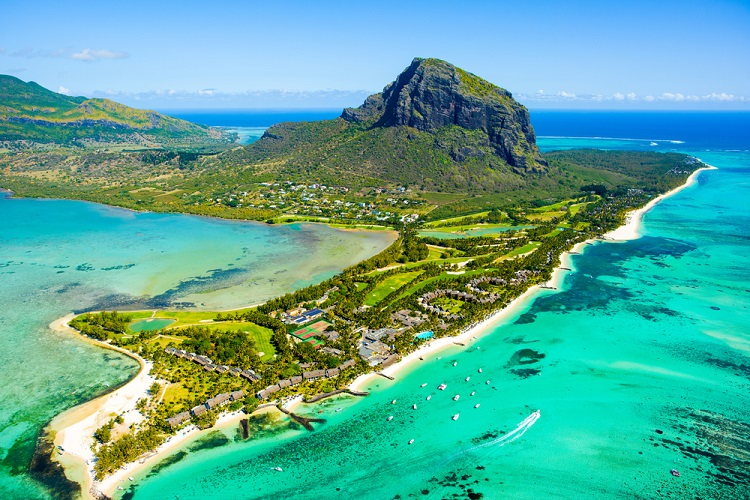 Valentine's! Cheap non-stop flights from Frankfurt to Mauritius from only €468
