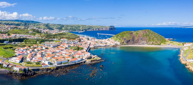 SUMMER! Cheap non-stop flights from UK, Germany or Switzerland to the Azores from only £68 / €74!