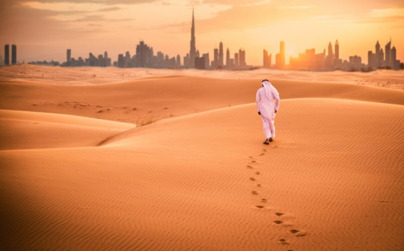 Cheap full-service flights from multiple European cities to Dubai from only €273!