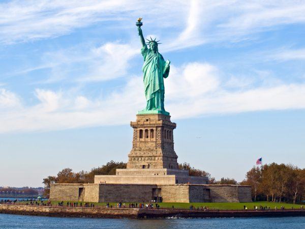 ST New York Liberty Statue 1
