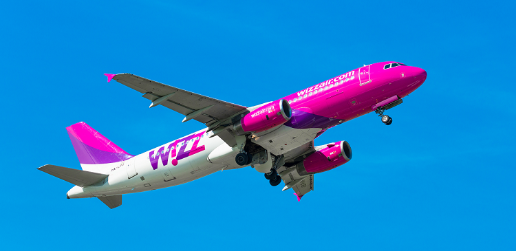Wizz Air launches 6 new routes from Italy and 2 from the UK!